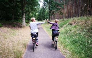 Fahrradtour rund um Altwarp