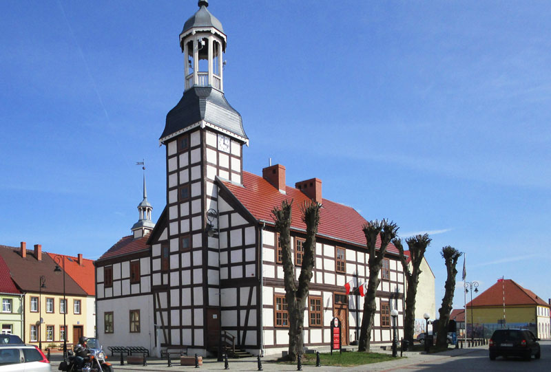 Rathaus von Neuwarp