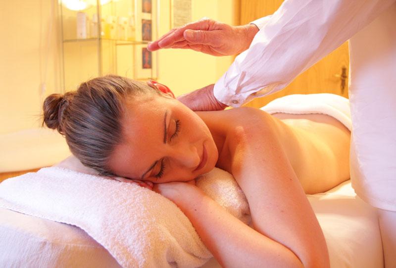 Massage und Wellness